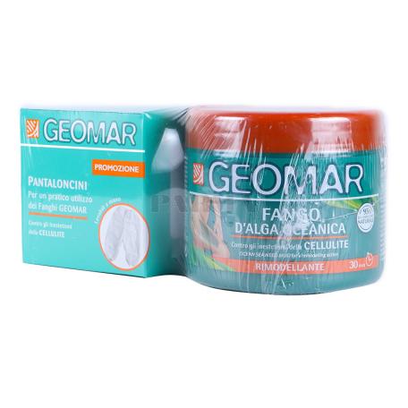 Կրեմ մարմնի «Geomar» հակացելյուլիտային ցեխ + պանտալոն 500մլ