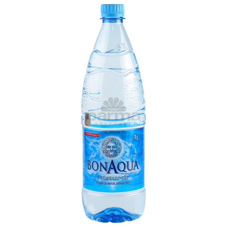 Աղբյուրի ջուր «Բոնակվա» 1լ