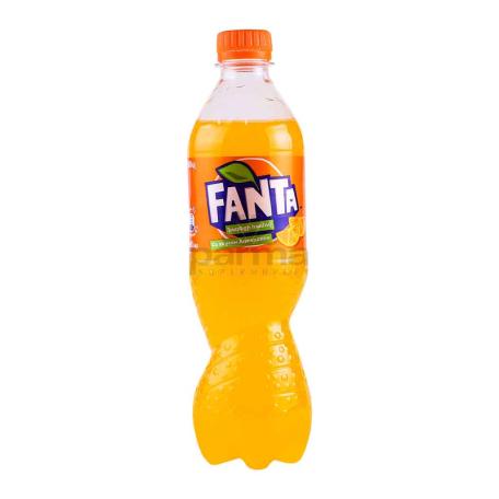Զովացուցիչ ըմպելիք «Fanta» 500մլ