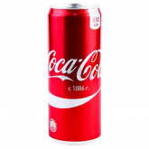 Զովացուցիչ ըմպելիք «Coca-Cola» 330մլ