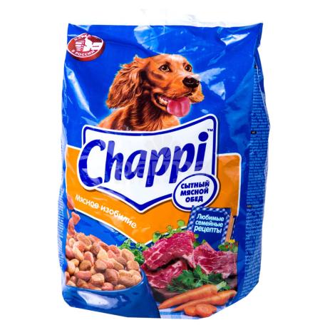 Շան չոր կեր «Chappi» մսային 600գ