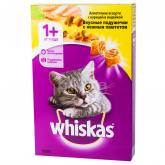 Կատվի չոր կեր «Whiskas» մսով պաշտետ 350գ