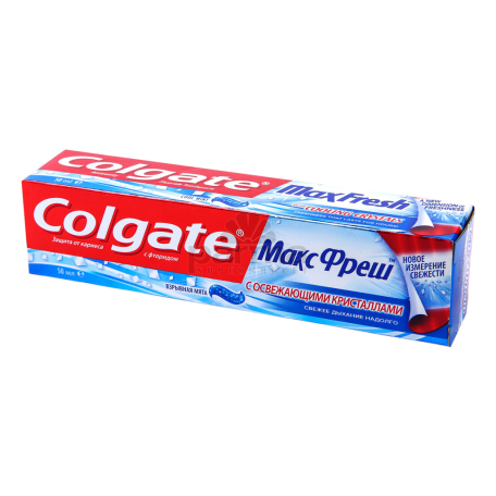 Ատամի մածուկ «Colgate Max Fresh» 50մլ