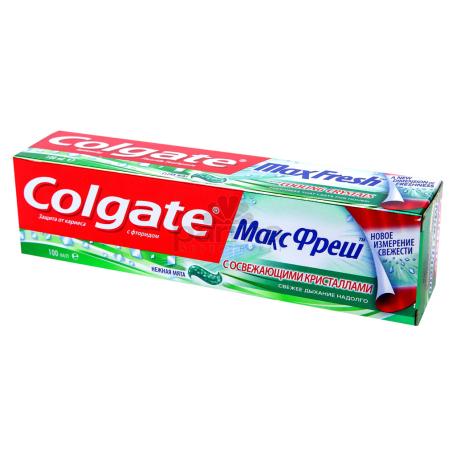 Ատամի մածուկ «Colgate Max Fresh» 100մլ
