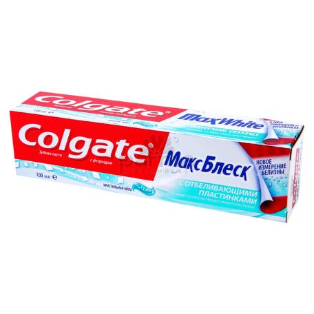 Ատամի մածուկ «Colgate Max White» 100մլ