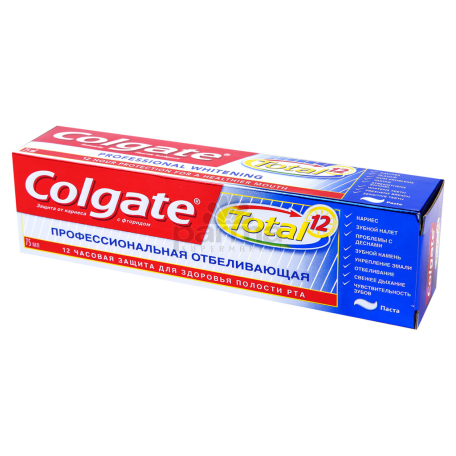 Ատամի մածուկ «Colgate Pro» սպիտակեցնող 75մլ
