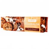 Թխվածքաբլիթ «Roshen Esmeralda» մուգ շոկոլադ 150գ
