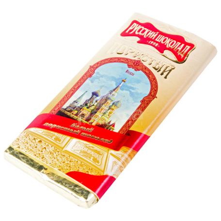 Շոկոլադե սալիկ «Русский шоколад» սպիտակ 100գ