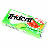 Մաստակ «Trident» ձմերուկ և սեխ