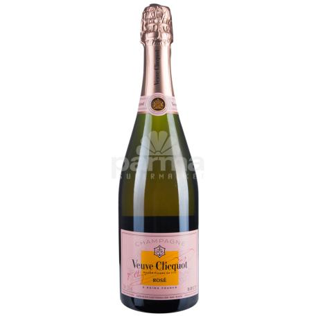 Շամպայն «Veuve Clicquot Rose» 750մլ