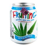 Հյութ բնական «Fruting» ալոե 238մլ