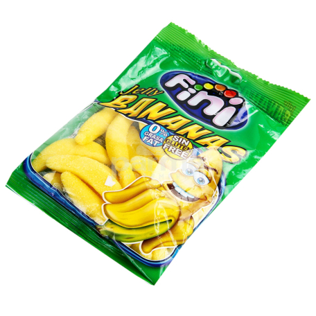 Դոնդողանման կոնֆետներ «Fini Jelly Bananas» 100գ