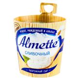 Պանիր կաթնաշոռային «Almette» սերուցքային 150գ