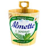 Պանիր կաթնաշոռային «Almette» կանաչիով 150գ