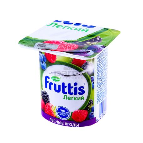 Յոգուրտային արտադրանք «Campina Fruttis» հատապտուղներ 0.1% 110գ