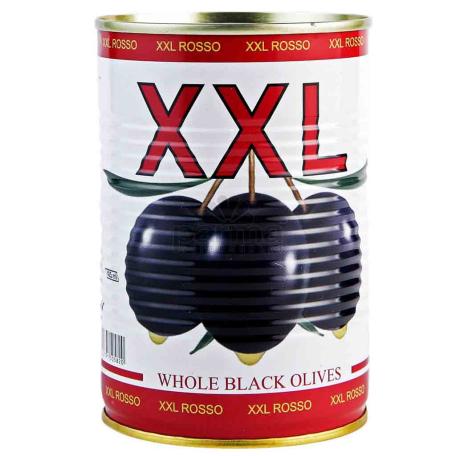 Ձիթապտուղ «XXL» սև 220գ