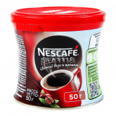 Սուրճ լուծվող «Nescafe Classic» 50գ