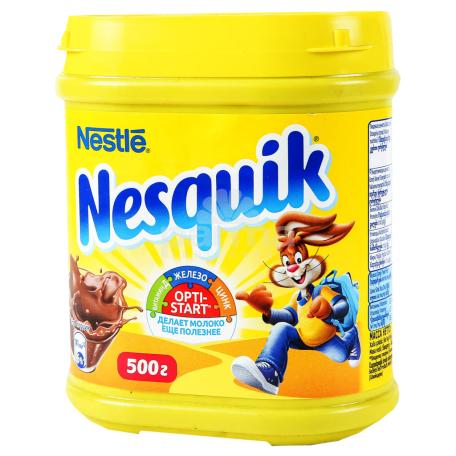 Տաք շոկոլադ «Nestle Nesquik» 500գ