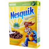 Պատրաստի նախաճաշ «Nestle Nesquik» շոկոլադե 375գ
