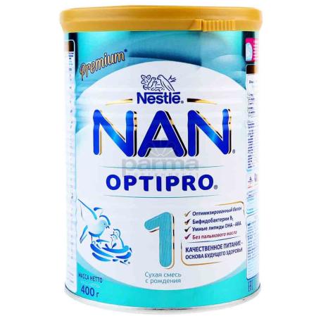 Մանկական սնունդ «Nestle Nan Premium N1» 400գ