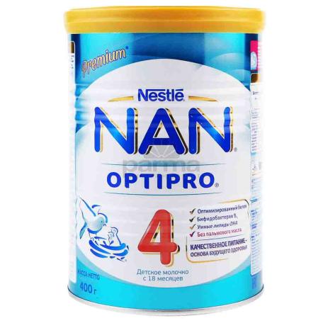 Մանկական սնունդ «Nestle Nan Premium N4» 400գ
