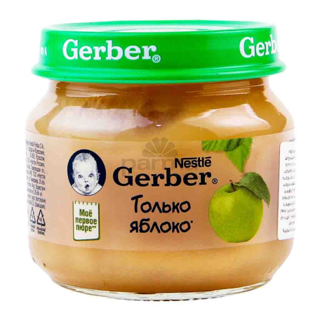 Խյուս «Nestle Gerber» խնձոր 80գ