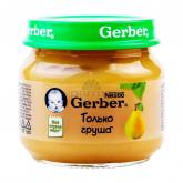 Խյուս «Nestle Gerber» տանձ 80գ