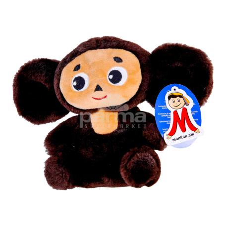 Փափուկ խաղալիք «Մանկան» Չեբուրաշկա