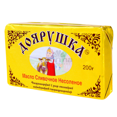 Կարագ «Доярушка» 82% 200գ