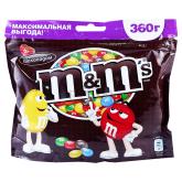 Դրաժե «M&M`s» շոկոլադե 360գ