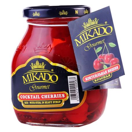 Պահածո «Mikado» կարմիր բալ 255գ