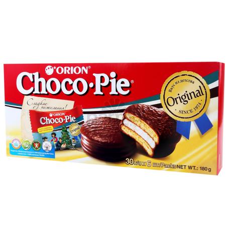 Թխվածքաբլիթ «Choco-Pie» 180գ