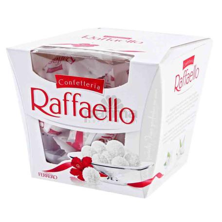 Կոնֆետ «Confetteria Raffaello» 150գ
