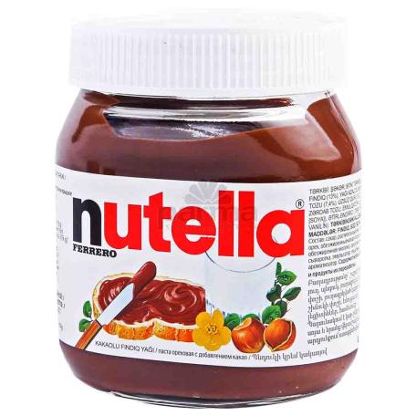 Կրեմ «Nutella» շոկոլադե 350գ