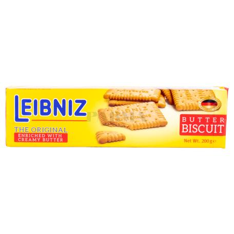 Թխվածքաբլիթ «Bahlsen Leibniz Butter Biscuit» 200գ