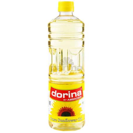 Ձեթ արևածաղկի «Dorina» 1լ