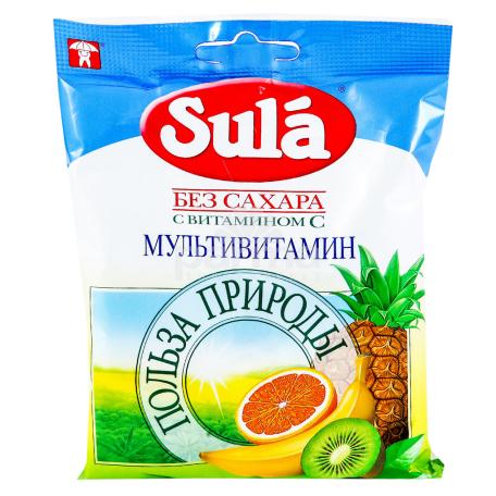 Սառնաշաքար «Sula» մուլտիվիտամին 60գ
