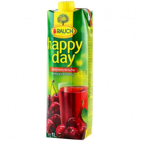 Հյութ բնական «Happy Day» բալ 1լ