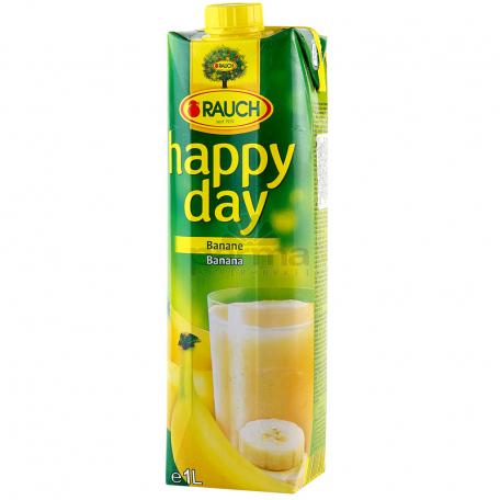 Հյութ բնական «Happy Day» բանան 1լ