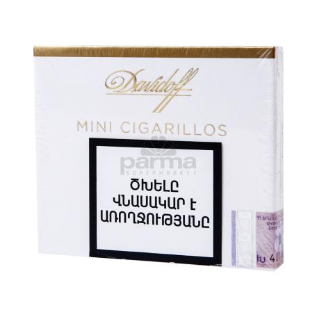 Սիգար «Davidoff Mini Cigarillo Gold»