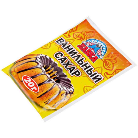 Վանիլային շաքար «Лавка» 20գ