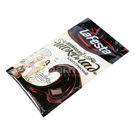 Տաք շոկոլադ «La Festa» դասական 25գ