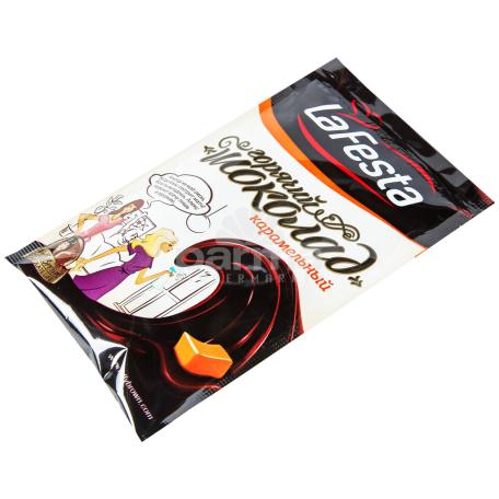 Տաք շոկոլադ «La Festa» կարամել 25գ