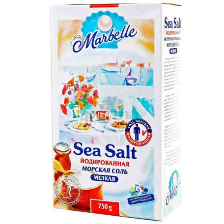 Աղ ծովի «Marbelle» 750գ