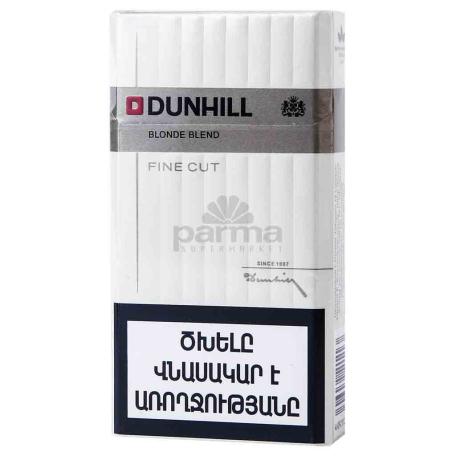 Ծխախոտ «Dunhill Fine Cut White»