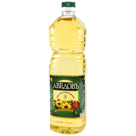 Ձեթ արևածաղկի «Аведовъ» 2լ