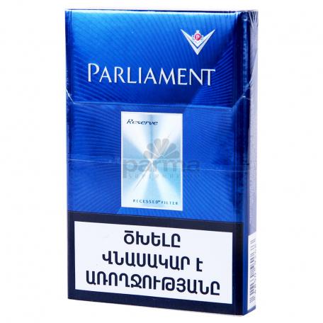 Ծխախոտ «Parliament Reserve»