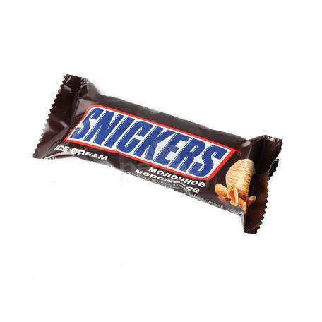 Պաղպաղակ «Snickers» 48գ