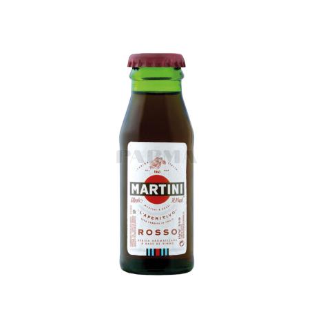 Վերմուտ «Martini Rosso» 60մլ