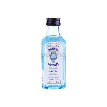 Ջին «Bombay Sapphire» 50մլ